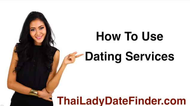 How To Use Dating Services
