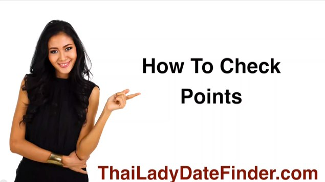 How To Check Points