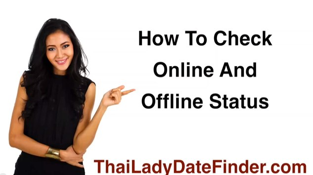 How To Check Online & Offline Status